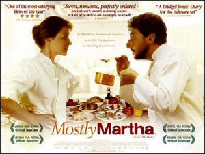 Mostly Martha Movie Poster
