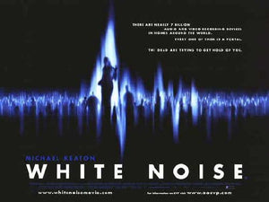 White Noise Movie Poster
