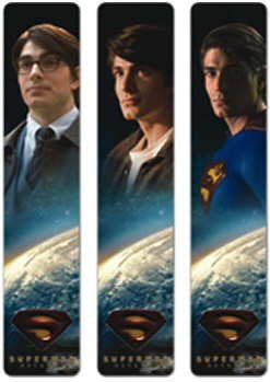 Superman Returns #4 Lenticular Bookmark