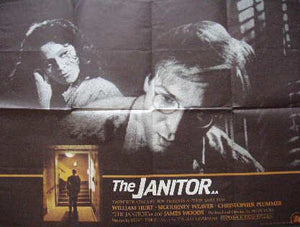 The Janitor Movie Poster