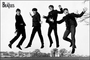 The Beatles - Jump 2 - Maxi Poster - 61 cm x 91.5 cm