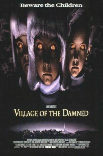 Village of the Damned Movie Poster