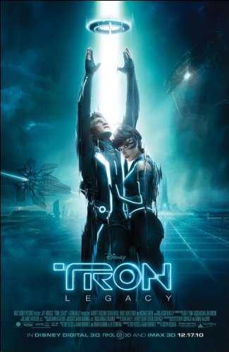 TRON: Legacy Movie Poster