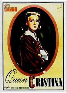 Queen Christina Movie Poster