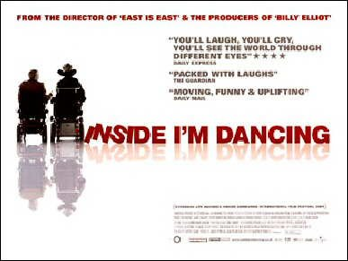 Inside I'm Dancing Movie Poster