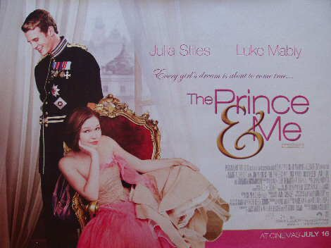 The Prince and Me Movie Poster