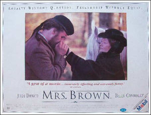 Mrs. Brown Movie Poster