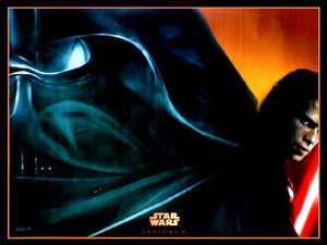 Revenge Of The Sith Movie Poster Movie Posters Direct