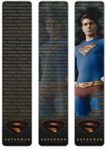 Superman Returns #2 Lenticular Bookmark