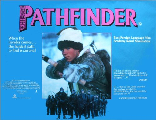 Pathfinder Movie Poster
