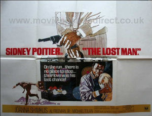 The Lost Man Movie Poster