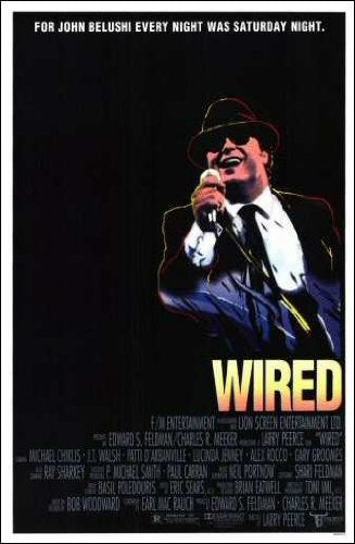 Wired Movie Poster