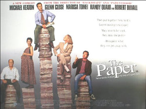 The Paper Movie Poster