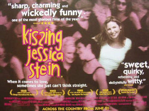 Kissing Jessica Stein Movie Poster