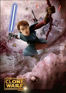 Star Wars: Clone Wars Movie Poster