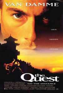 The Quest Movie Poster