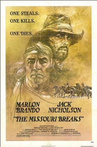 The Missouri Breaks Movie Poster