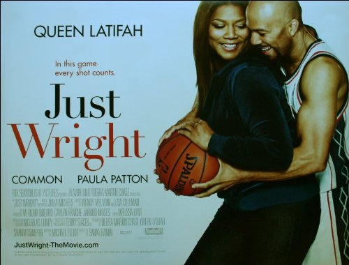 Just Wright Movie Poster