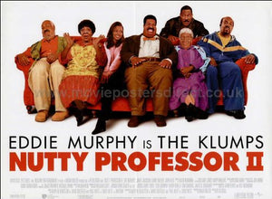 Nutty Professor II Movie Poster