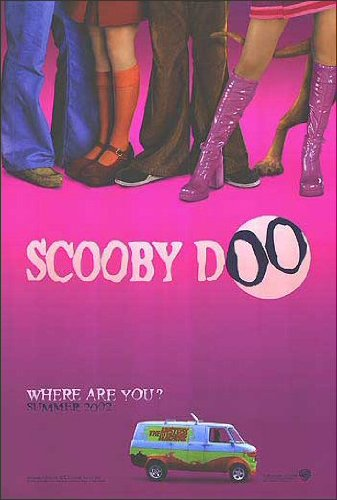 Scooby Do Movie Poster