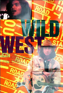 Wild West Movie Poster
