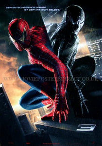 Spider-Man 3 Original German