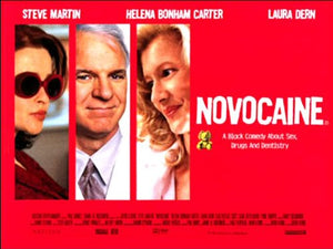 Novocaine Movie Poster