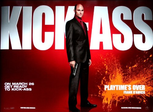 Kick Ass (Frank D Amico) Movie Poster