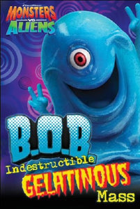 Monsters Vs Aliens (B.O.B) - Maxi Poster - 61cm x 91.5cm