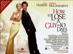 How to Lose a Guy in 10 Days Movie Poster