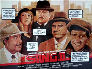 The Sting II Movie Poster