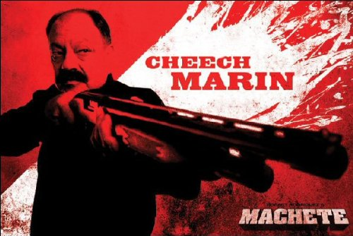 Machete (Cheech) - Maxi Poster - 61cm x 91.5cm