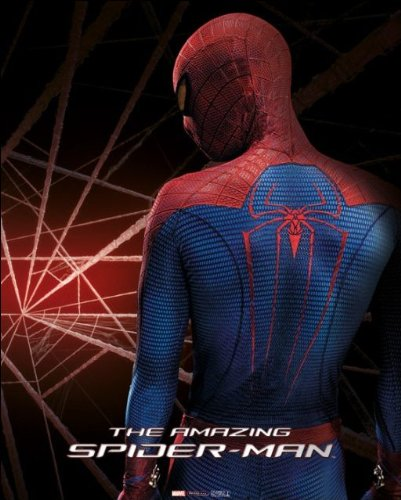 The Amazing Spider-man (Back) - Mini Poster - 40cm x 50cm