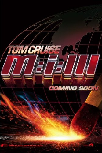 Mission Impossible III Movie Poster