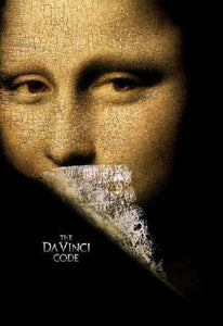 The Da Vinci Code Movie Poster