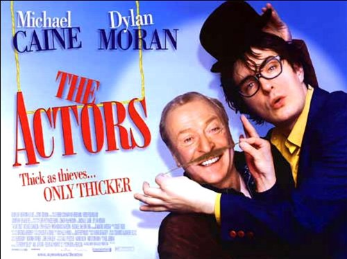 The Actors Movie Poster