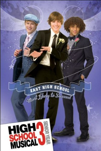 High School Musical 3 (Boys) - Maxi Poster - 61cm x 91.5cm
