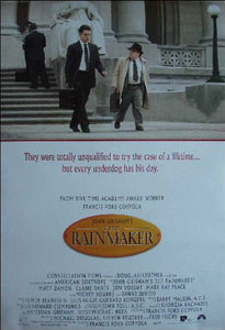 The Rainmaker Movie Poster