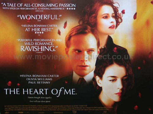 The Heart of Me Movie Poster
