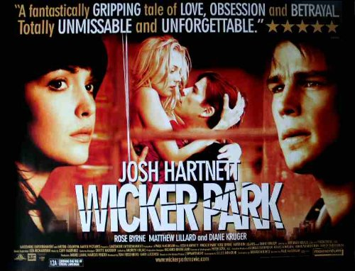 Wicker Park Movie Poster