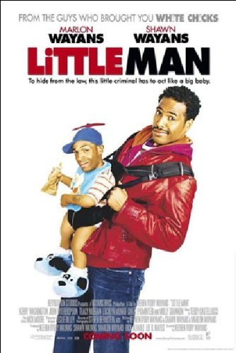 Little Man Movie Poster