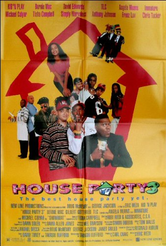 House Party 3 Movie Poster