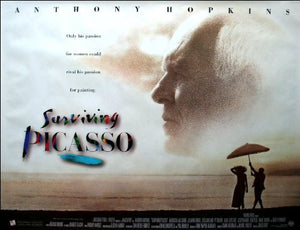 Surviving Picasso Movie Poster