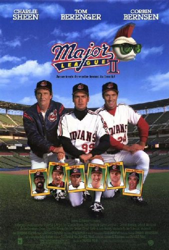 Major League II Movie Poster