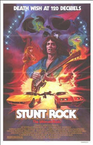 Stunt Rock Movie Poster
