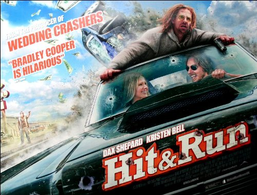 Hit and Run Movie Poster