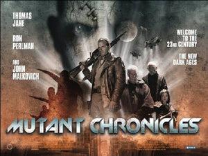 Mutant Chronicles Movie Poster