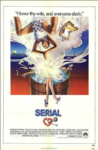 Serial Movie Poster