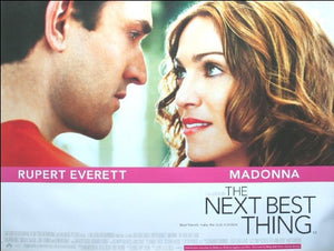 The Next Best Thing Movie Poster
