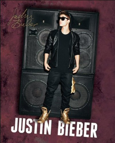 Justin Bieber (Speakers) - Mini Poster - 40cm x 50cm